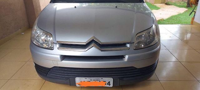 C4 Pallas Sedan GLX 2.0 Flex Aut 2009