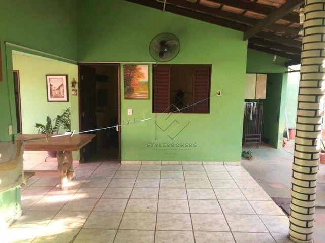 Casa Região do Centro Político com 5 dormitórios à venda, 350 m² por R$ 600.000 - Morada d - Foto 3