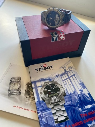 Relógio Tissot T-Touch II - Foto 3