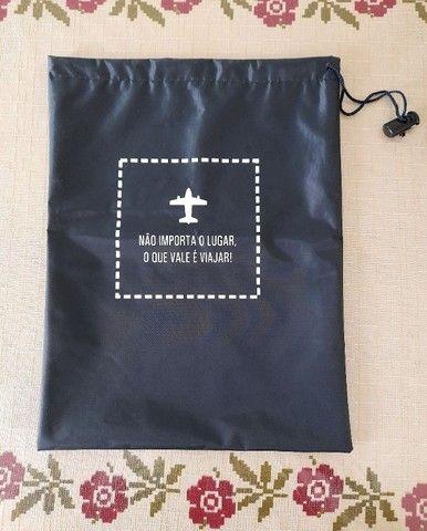 Bolsa para viagem - Porta Objetos