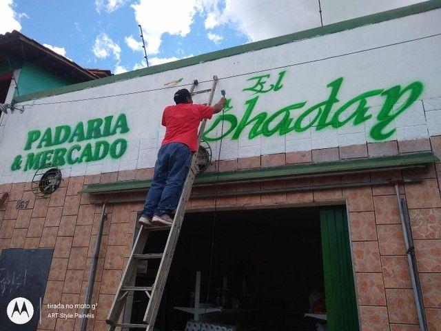 Grafitagem e letreiros - Foto 3