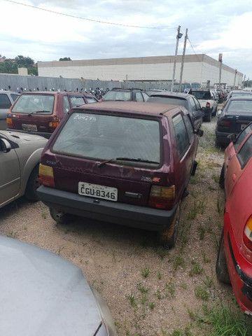 Vendo Fiat Uno Ano 97 - Foto 4