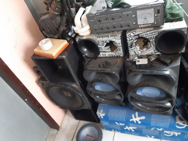 Peças de som - Foto 6