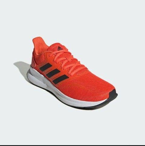 Tênis Runfalcon adidas(na caixa) - Foto 3
