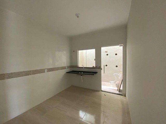 Casa 2 quartos com garagem coberta e excelente acabamento - Foto 4