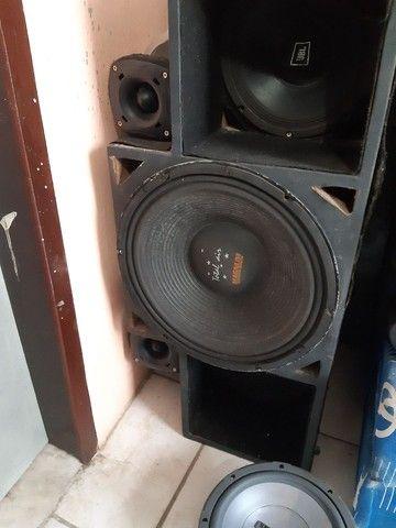 Peças de som - Foto 5