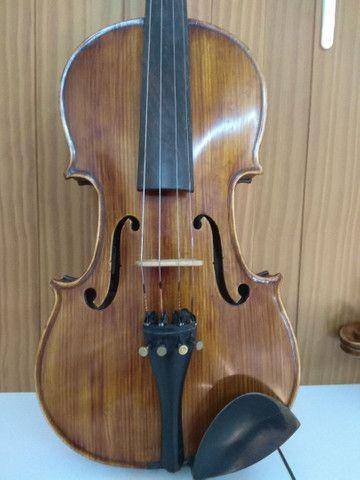 Violino Eagle ve441 verniz Natural - Foto 2