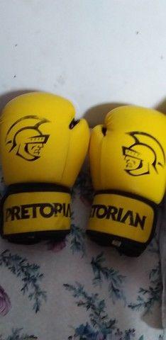 Luva de boxe pretorian