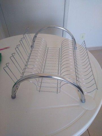 Escorredor e porta pratos - Foto 2