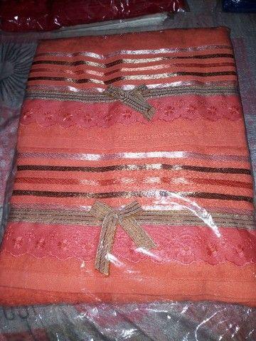 Kit de toalhas ótima qualidade - Foto 4