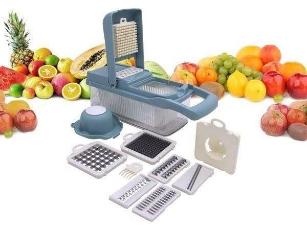 Nicer Dicer Plus (processador de alimentos) - Foto 3