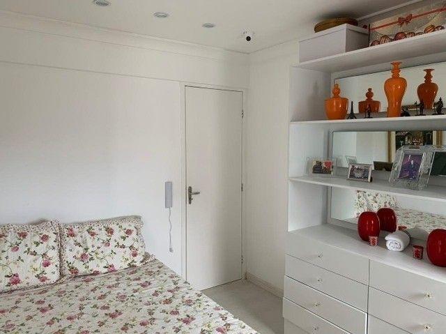 Apartamento em Boa Viagem, lindo, com 3 quartos, 2 vagas e vista mar. - Foto 17
