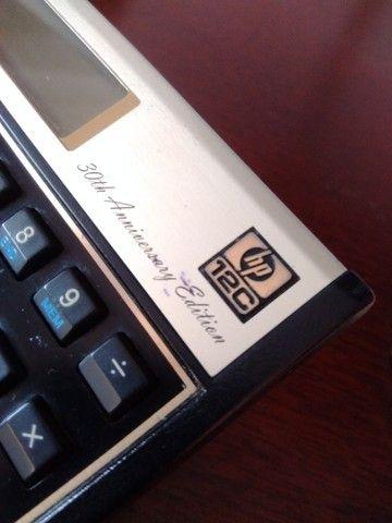 Calculadora HP 12C Antiga - Foto 3