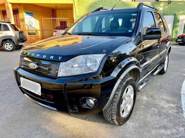 Ecosport XLT 2012 74mil km segundo dono