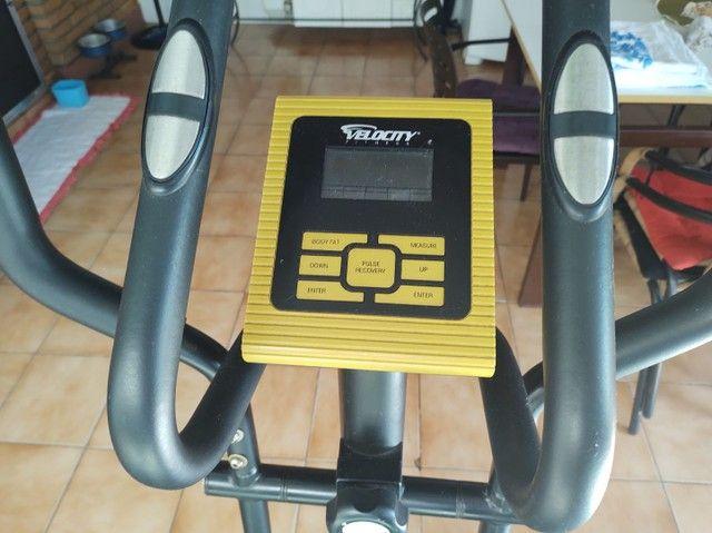 Elíptico Velicity Fitness - Foto 2