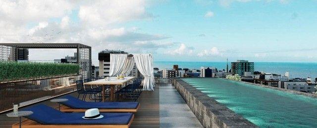 Apartamento à venda, 38 m² por R$ 344.712,01 - Tambaú - João Pessoa/PB - Foto 4