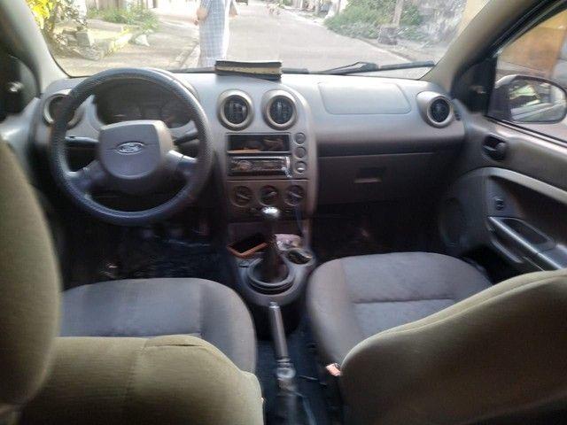 Fiesta Hatch 2005 com GNV doc ok  - Foto 6