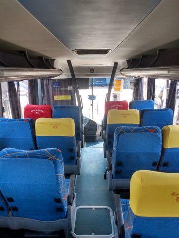 Ônibus rodoviário g6 1050 ano 2006/7 - Foto 3