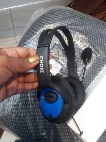 Caixinhas de som e fones de ouvido - Foto 3