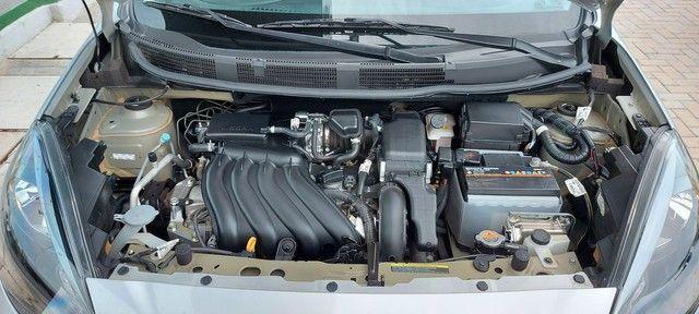 Nissan march 1.6 SL flex 2020