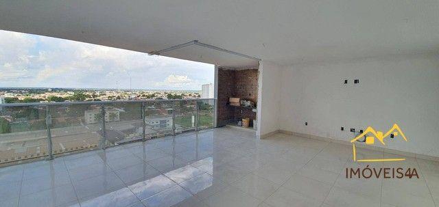(Vende-se) Residencial Monte Cassino - Apartamento com 3 dormitórios à venda, 151 m² por R - Foto 10