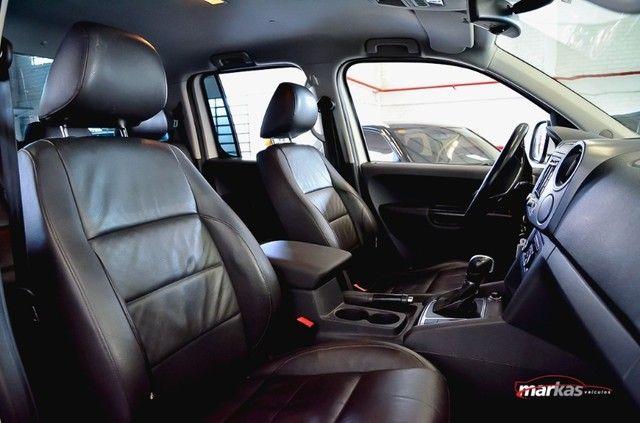 Volkswagen Amarok 2.0 HIGUILINE 4X4 4P - Foto 8