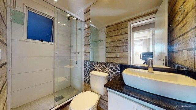 Apartamento Mobiliado com 59 m² de 2 dormitórios no Jardim Carvalho - Foto 16