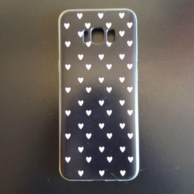 Conjunto 04 Capas Femininas Para Galaxy S8 Plus S8+ - Foto 2