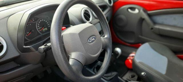 Lindo Ford Ka 1.0 2012 Completo TOP - Foto 8