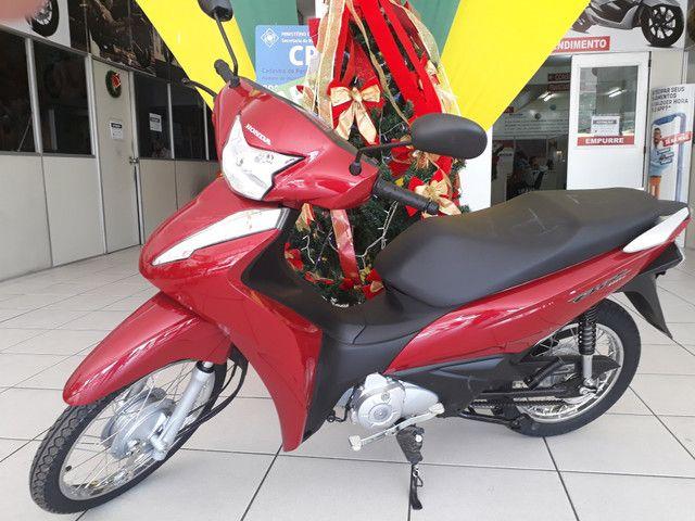 Moto Honda Biz 110 Entrada: 1.000 Em estoque!!!! - Foto 5