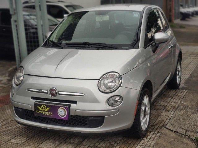 Fiat 500 1.4 Cult 2012 - Foto 3