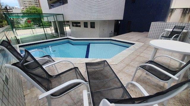 A*/Z- Apartamento com 3 Quartos em Boa viagem em andar alto - Foto 6