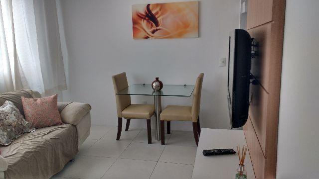 Apartamento 1 quarto totalmente mobiliado