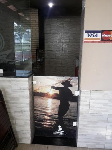Ponto comercial com restaurante em funcionamento em Cidade Continental, 280 m² - Foto 11