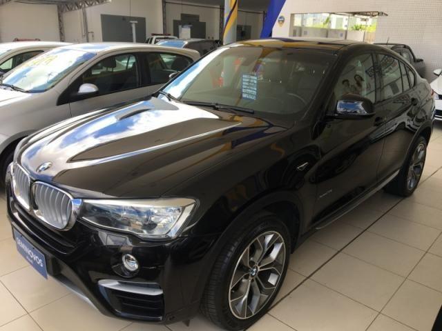 BMW X4 2.0 28I X LINE 4X4 16V TURBO GASOLINA 4P AUTOMATICO.