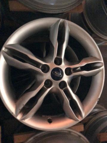 Roda Ford Focus aro 17 2015