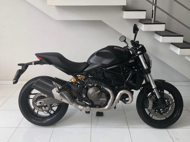 a75612d01e Ducati Monster 821 Preta, 2016 - Motos - Centro, Taubaté 545285740 | OLX