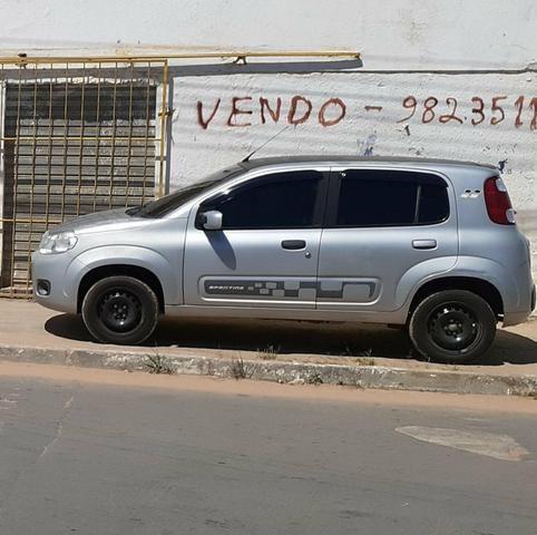 Fiat Uno Vivace 1.0 flex 4 portas 2013 - Foto 2