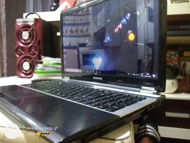 Notebook Samsung intel i7 placa de vídeo NVidia geforce 2 gbs 1TB de HD 8 gbs de ram top - Foto 6