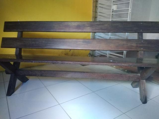 Branco madeira 2m - Foto 4