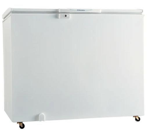 Freezer Horizontal Electrolux Dupla Função 305 Litros Branco - H300C