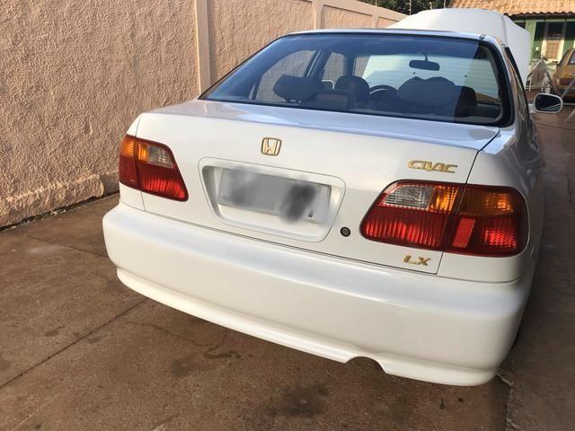 Honda Civic barato! - Foto 3