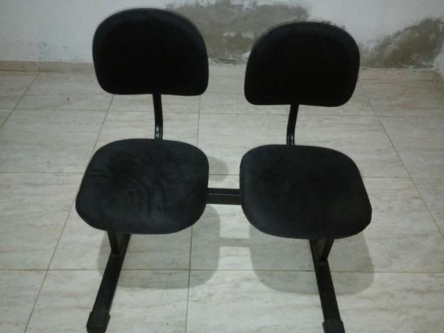 Vendo essa cadeira duplas