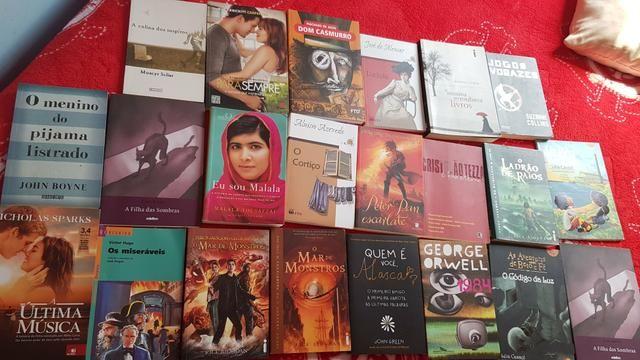 Livros Variados - $25 Cada