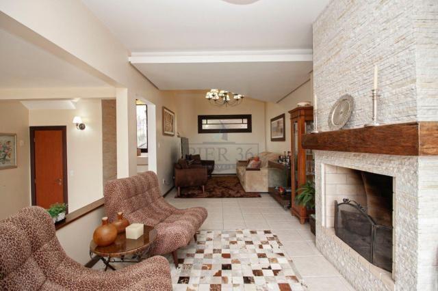 Casa de condomínio à venda com 3 dormitórios em Tristeza, Porto alegre cod:7858 - Foto 4