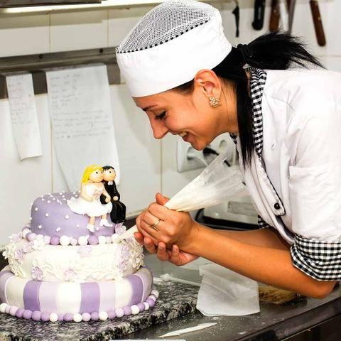 Curso de bolo totalmente online - Foto 3