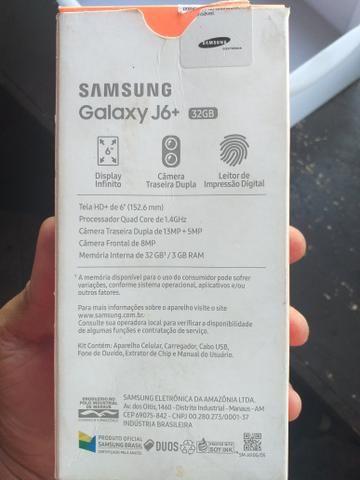 Samsung j6 Plus - Foto 2