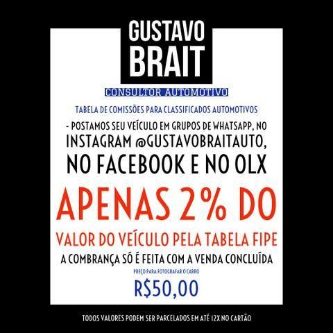 Gustavo Brait Consultor Automotivo Apenas 2% da Fipe Olx **
