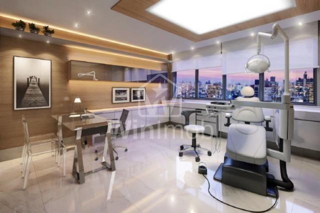 Medplex eixo norte office | sala comercial de 34m² no bairro cristo redentor - Foto 8