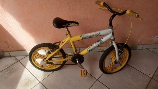 Bicicleta crianca